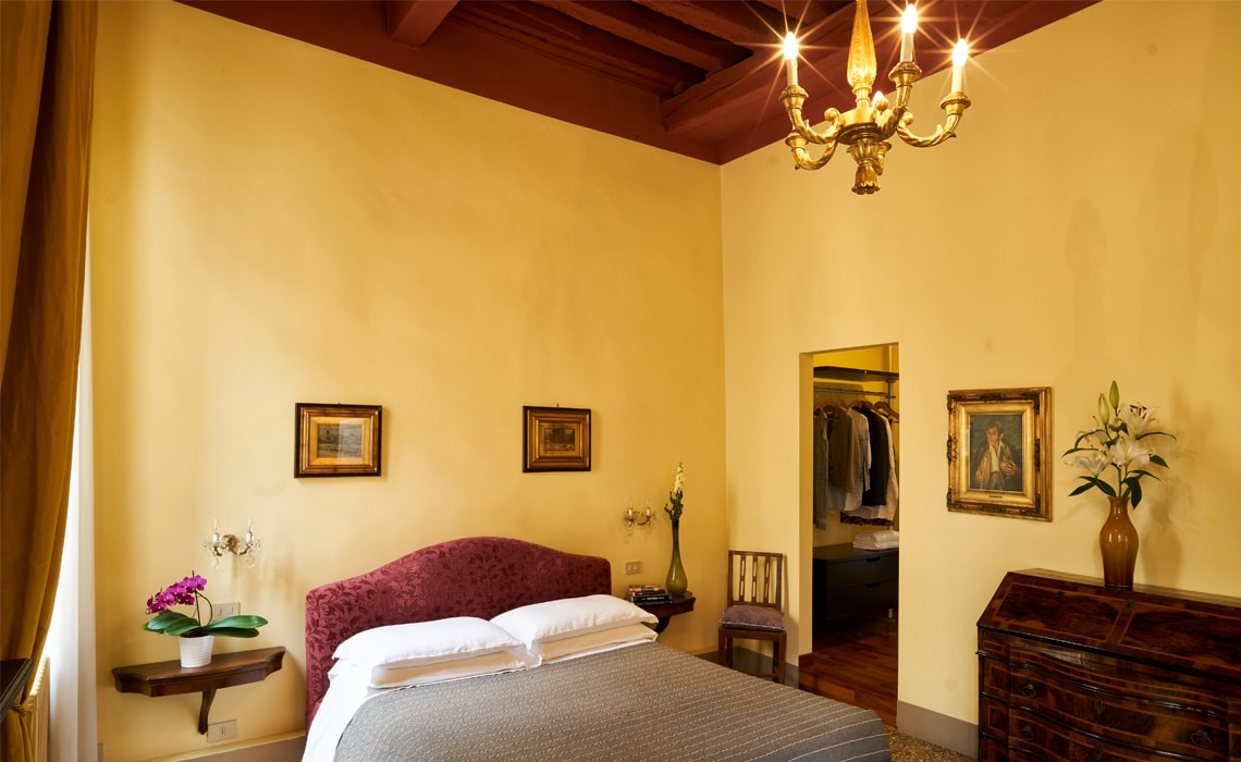 Camera bed and Breakfast Venezia Campiello Zen