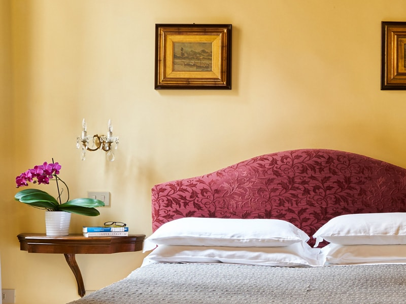 Bed and Breakfast venezia camera hibiscus